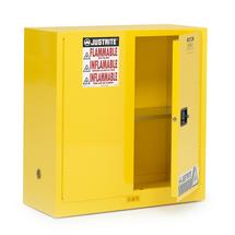 Bezpečnostní skříň Enclose, samozavírací dveře, 1 police, 1116x1090x460 mm
