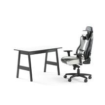 Sestava: psací stůl Nomad + herní židle Lincoln