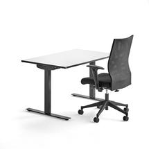Kancelářská sestava: stůl Nomad + židle Milton