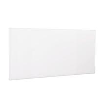 Bílá magnetická tabule Doris, 2500x1200 mm