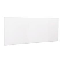 Bílá magnetická tabule Doris, 3000x1200 mm