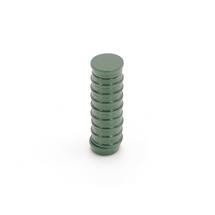 Magnety, zelené, 10 ks