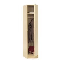 Šatní skříň Class, 1850x400x530 mm, bříza