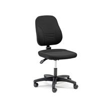 Kancelářská židle Leeds, černá