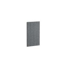 Akustický panel Split, 400x600 mm, tmavě šedý