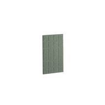 Akustický panel Split, 400x600 mm, zelený