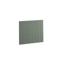 Akustický panel Split, 800x600 mm, zelený