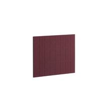 Akustický panel Split, 800x600 mm, vínový