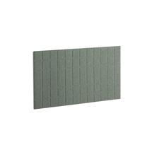 Akustický panel Split, 1200x600 mm, zelený