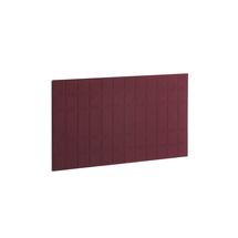 Akustický panel Split, 1200x600 mm, vínový