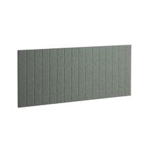 Akustický panel Split, 1600x600 mm, zelený