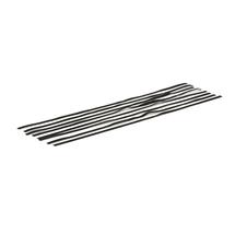 Samolepicí páska se suchým zipem, 1000x20 mm, bal. 8 ks