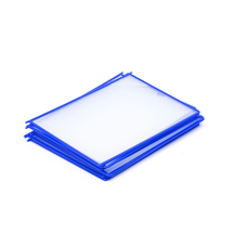 Kapsa A4, modrá, balení 10 ks