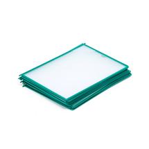 Kapsa A4, zelená, balení 10 ks