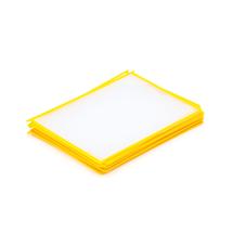 Kapsa A4, žlutá, balení 10 ks