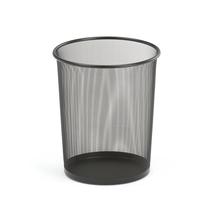 Odpadkový koš, 20 l, černý