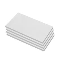 Police do kovové skříně, 450x375 mm, šedé, bal. 4 ks
