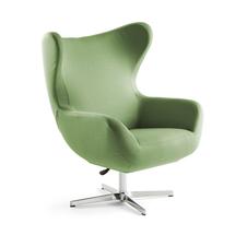 Lounge křeslo Cosy, světle zelené