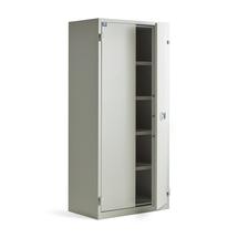 Bezpečnostní skříň Armour, s protipožární izolací, 1950x930x520 mm, elektronický kódový zámek