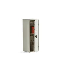 Bezpečnostní skříň, mechanický zámek, 1500x575x500 mm