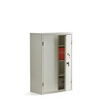 Bezpečnostní skříň, mechanický zámek, 1500x1000x500 mm