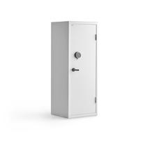 Bezpečnostní skříň, elektronický kódový zámek, 1500x575x500 mm