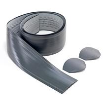 Chránič kabelů, šířka 90, délka 3000 mm, tmavě šedý