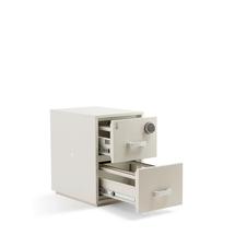 Ohnivzdorná kartotéka Ensure, 2 zásuvky, elektronický zámek
