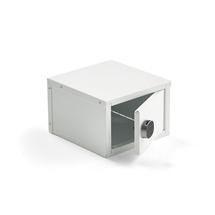 Schránka do lékárničky Cure, elektronický kódový zámek, 150x220x230 mm