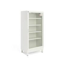Ohnivzdorná skříň,1850x860x570 mm, bílá