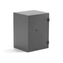 Sejf Silver, mechanický zámek, 600x445x390 mm, objem 51 l