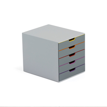 Zásuvkový box, 5 zásuvek
