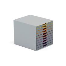 Zásuvkový box, 10 zásuvek