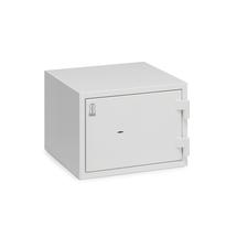 Ohnivzdorná bezpečnostní skříň Fort, zámek na klíč, 345x480x460 mm