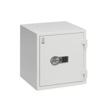 Ohnivzdorná bezpečnostní skříň Fort, elektronický zámek, 490x480x480 mm