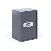 Bezpečnostní skříňka, el. zámek, 650x420x350 mm