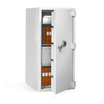 Ohnivzdorná bezpečnostní skříň, mechanický zámek, 1505x710x740 mm