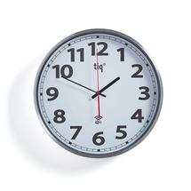 Nástěnné hodiny, WIFI, Ø 380 mm