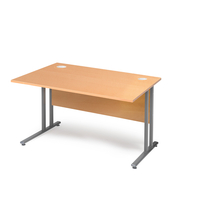 Kancelářský stůl Flexus, 1200x800 mm, buk