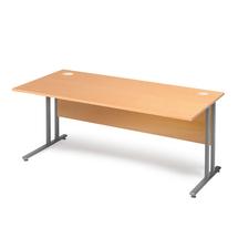 Kancelářský stůl Flexus, 1600x800 mm, buk