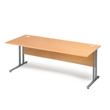 Kancelářský stůl Flexus, 1800x800 mm, buk