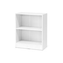Otevřená policová skříň Flexus, 925x760x415 mm, bílá