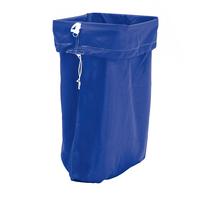 Pytel na prádlo, 700x1100 mm, tmavě modrý