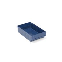 Plastový box Detail, 300x188x80 mm, modrý