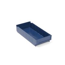 Plastový box Detail, 400x188x80 mm, modrý
