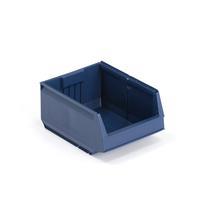 Plastový box 9000, série 9067, 300x230x150 mm, modrý