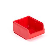 Plastový box 9000, série 9067, 300x230x150 mm, červený