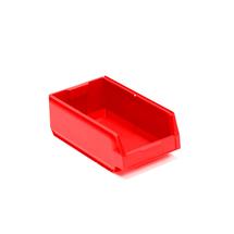 Plastový box 9000, série 9068, 400x230x150 mm, červený