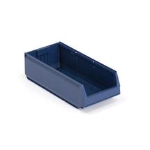 Plastový box 9000, série 9069, 500x230x150 mm, modrý