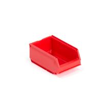 Plastový box 9000, série 9075, 170x105x75 mm, červený